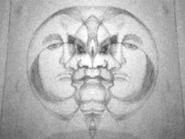 """Reflections"" - Digital Art - Mirror"
